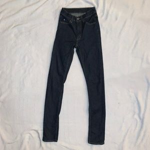 Cheap monday skinny jeans size 24/32